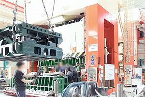 Pressmaschine Onapres