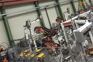 Roboter Nietzelle